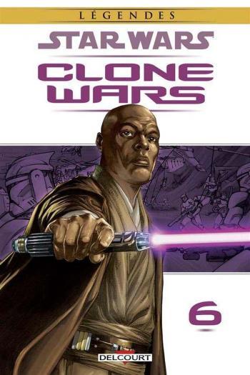 Couverture de l'album Star Wars - Clone Wars - 6. Démonstration de force