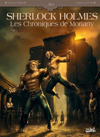 Couverture de l'album Sherlock Holmes - Les Chroniques de Moriarty - 2. Accomplissement