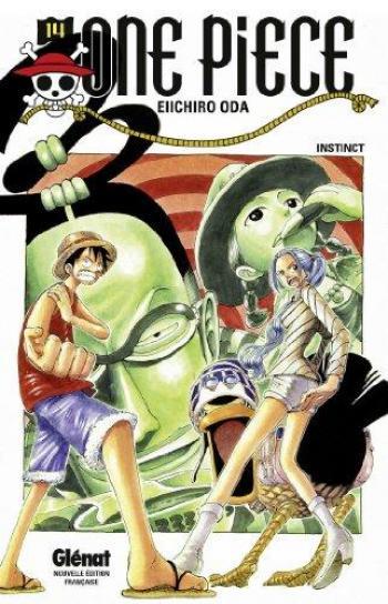 Couverture de l'album One Piece - 14. Instinct