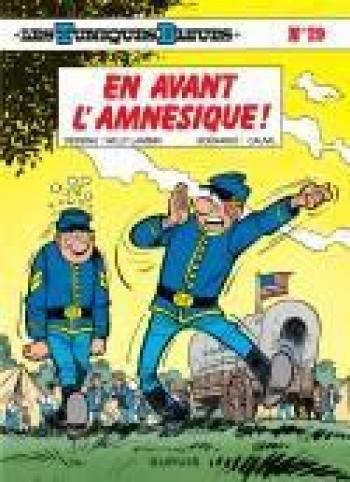 Couverture de l'album Les Tuniques bleues - 29. En avant l'amnésique !