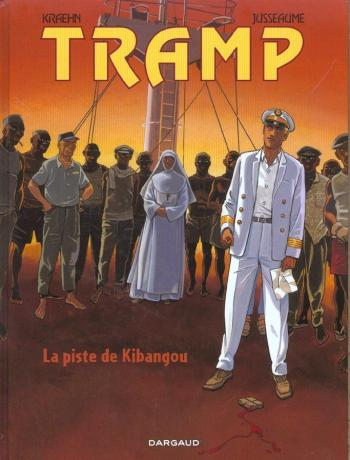 Couverture de l'album Tramp - 6. La piste de Kibangou