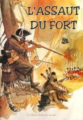 Couverture de l'album L'Assaut du fort (One-shot)