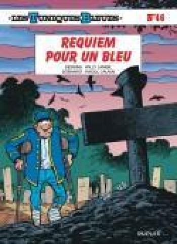 Couverture de l'album Les Tuniques bleues - 46. Requiem pour un Bleu