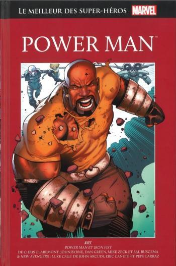 Couverture de l'album Marvel - Le meilleur des super-héros - 14. Power Man