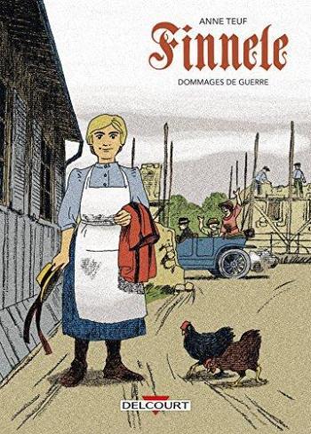 Couverture de l'album Finnele - 2. Dommages de guerre