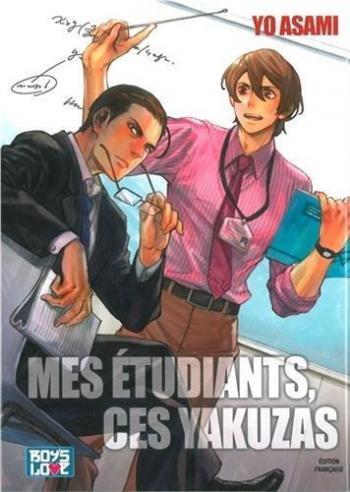 Couverture de l'album Mes étudiants, ces Yakuzas (One-shot)