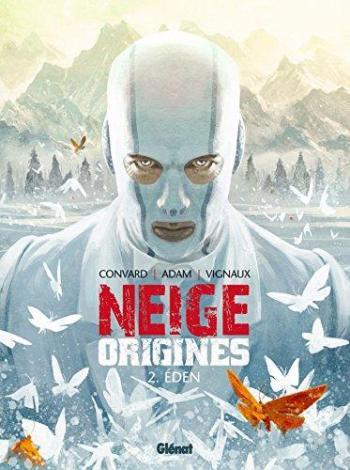 Couverture de l'album Neige origines - 2. Eden