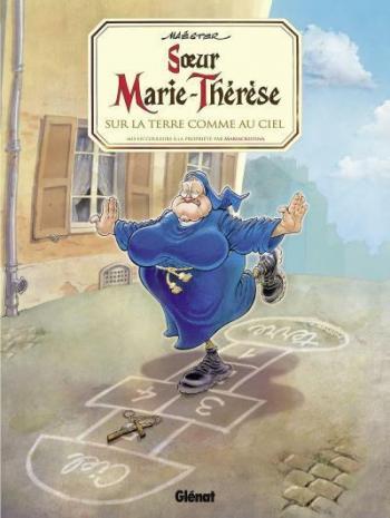 Couverture de l'album Soeur Marie-Thérèse - 4. Sur la terre comme au ciel