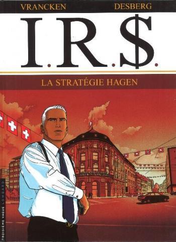 Couverture de l'album I.R.$. - 2. La Stratégie Hagen