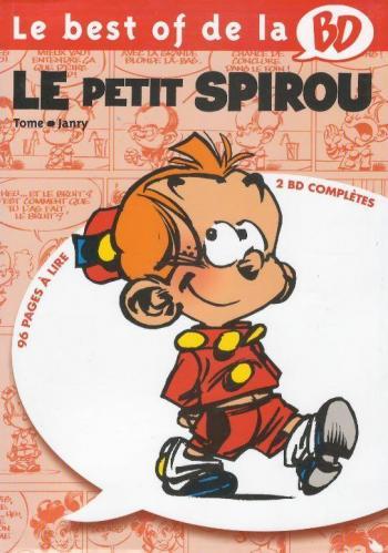 Couverture de l'album Le Petit Spirou - HS. C'est pour ton bien ! / T'as qu'à t'retenir.