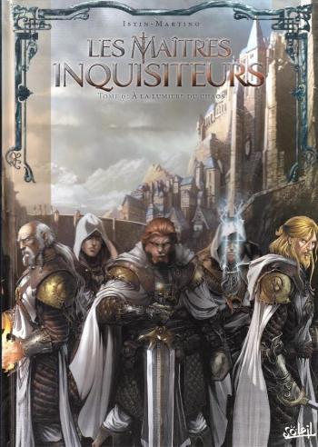 Couverture de l'album Les Maîtres Inquisiteurs - 6. À la lumière du chaos