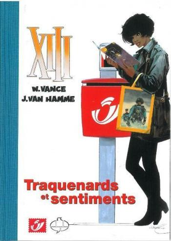 Couverture de l'album XIII - HS. Traquenards et Sentiments