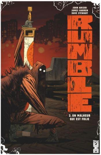 Couverture de l'album Rumble - 2. Un malheur qui est folie