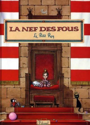 Couverture de l'album La Nef des fous - HS. Le Petit Roy