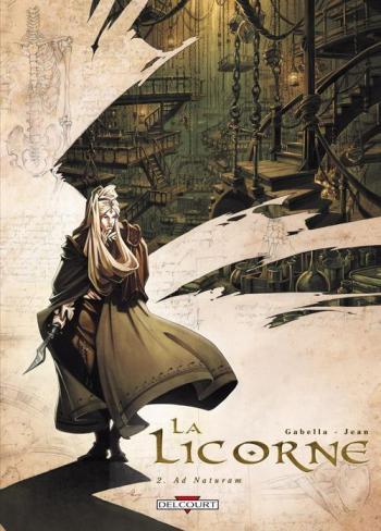 Couverture de l'album La Licorne - 2. Ad Naturam