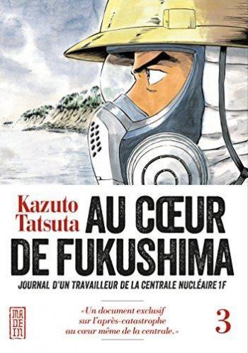 Couverture de l'album Au coeur de Fukushima - 3. Tome 3