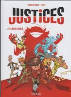 Justices 1. Les deux ligues