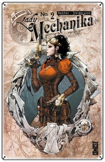 Couverture de l'album Lady Mechanika - 2. Révélations