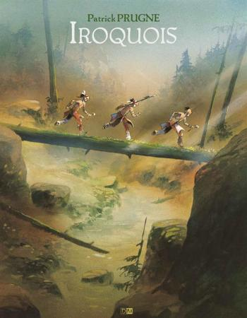 Couverture de l'album Iroquois (One-shot)