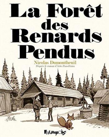 Couverture de l'album La forêt des renards pendus (One-shot)