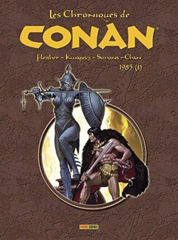 Couverture de l'album Les Chroniques de Conan - 19. 1985 (I)