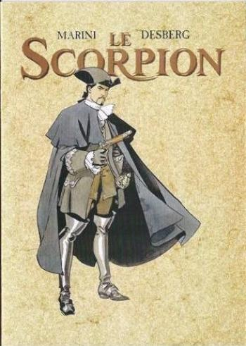 Couverture de l'album Le Scorpion - HS. Le Scorpion - Carnet d'interviews