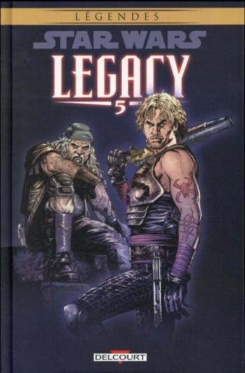 Couverture de l'album Star Wars - Legacy - 5. Loyauté