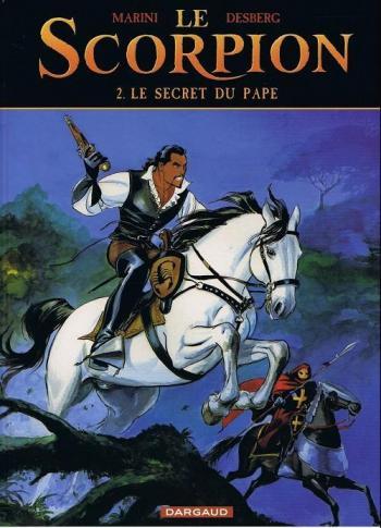Couverture de l'album Le Scorpion - 2. Le Secret du pape
