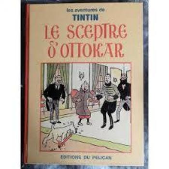 Couverture de l'album Tintin (Pastiches, parodies et pirates) - HS. Les 7 Boules de Cristal