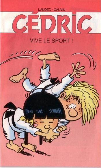 Couverture de l'album Cédric - HS. Vive le sport !