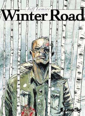 Couverture de l'album Winter Road (One-shot)