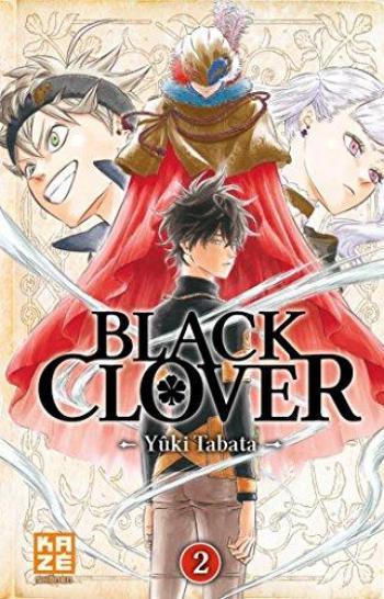 Couverture de l'album Black Clover - 2. Tome 2