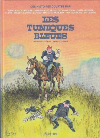Couverture de l'album Les Tuniques bleues - HS. Des histoires courtes des Tuniques Bleues par...