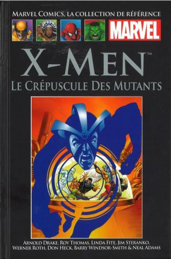 Couverture de l'album Marvel Comics - La Collection de référence (Début de frise) - 13. XIII. X-Men - Le Crépuscule des mutants