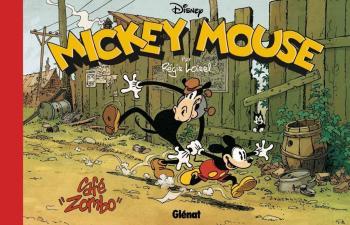 """Couverture de l'album Mickey Mouse - Café """"Zombo"""" (One-shot)"""