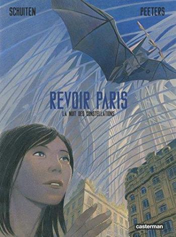 Couverture de l'album Revoir Paris - 2. La Nuit des constellations