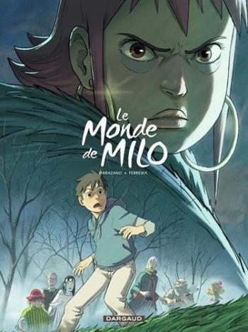 Couverture de l'album Le Monde de Milo - 4. La Reine noire 2/2