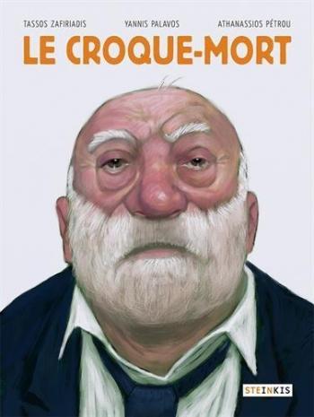 Couverture de l'album Le croque-mort (One-shot)