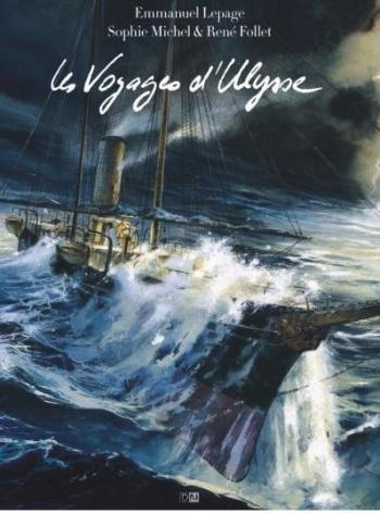 Couverture de l'album Les Voyages d'Ulysse (One-shot)