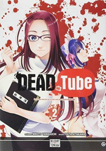 Couverture de l'album Dead Tube - 2. Tome 2