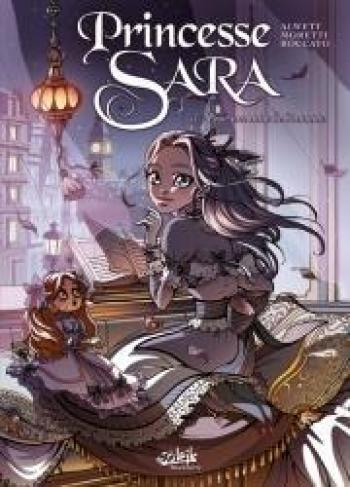 Couverture de l'album Princesse Sara - 1. Pour une mine de diamants