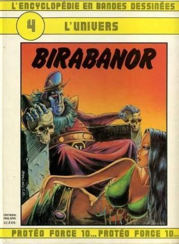 Couverture de l'album L'Encyclopédie en bandes dessinées - 4. Birabanor