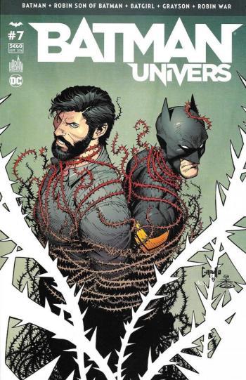 Couverture de l'album Batman Univers - 7. Tome 7