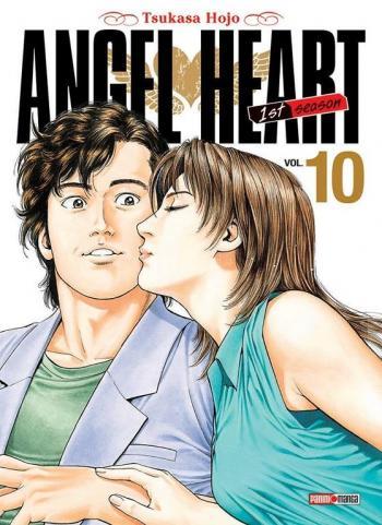Couverture de l'album Angel Heart - 1st Season - 10. Tome 10