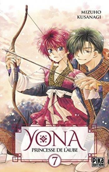 Couverture de l'album Yona - Princesse de l'aube - 7. Yona, Princesse de l'Aube - Tome 7