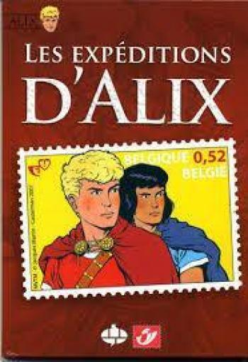 Couverture de l'album Alix - HS. Les Expéditions d'Alix
