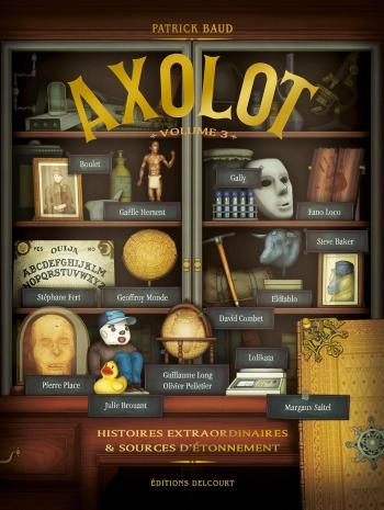 Couverture de l'album Axolot - 3. Volume 3