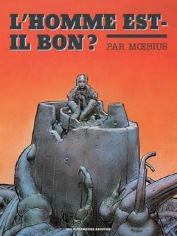 Couverture de l'album L'Homme est-il bon ? (One-shot)