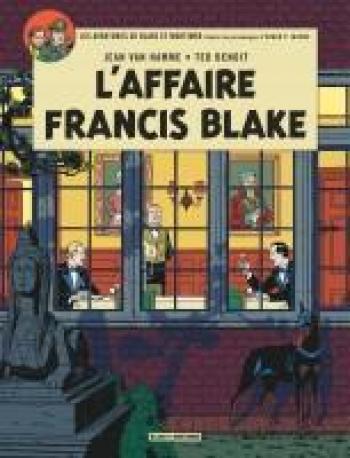 Couverture de l'album Blake et Mortimer (Blake et Mortimer) - 13. L'Affaire Francis Blake