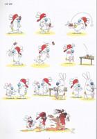 Extrait 1 de l'album Les Rabbit - 4. Pas du matin !